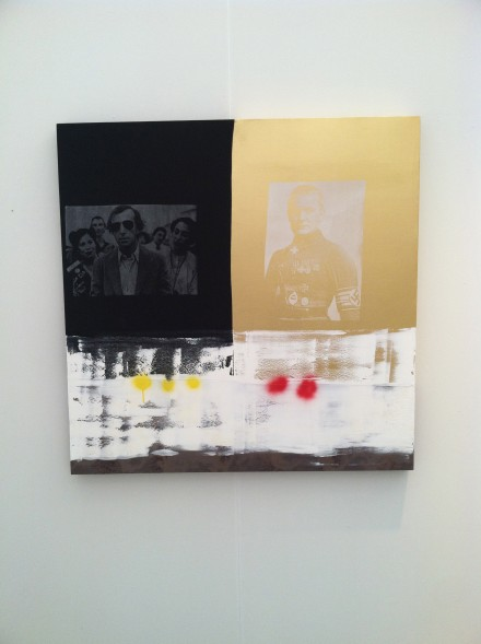 Zeffrey Throwell at Garis and Hahn, via Daniel Creahan for Art Observed