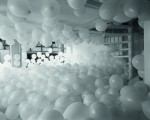 A 1998 Martin Creed Installation, via New York Times