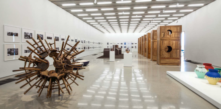 Ai Weiwei, According to What? (Installation View), Courtesy Perez Art Museum Photo Credit Daniel Azoulay photography 1
