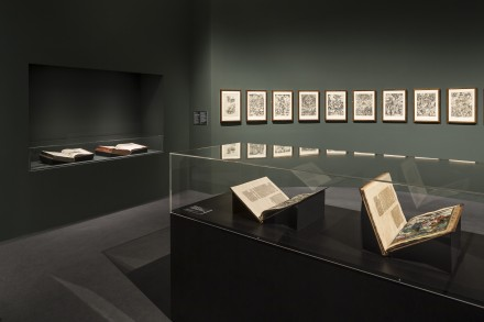 Albrecht Dürer (Installation View), Städel Museum, Frankfurt am Photo Credit: Norbert Miguletz