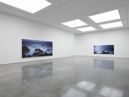 Darren Almond, To Leave a Light Impression (Installation View)
