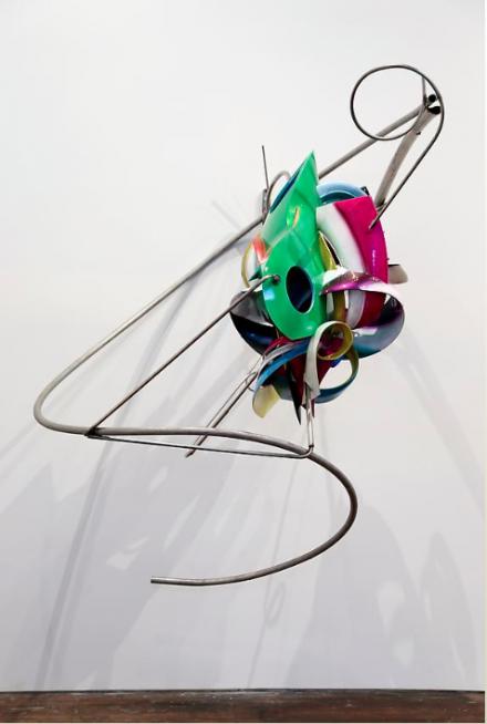 Frank Stella, K.123, (2013)