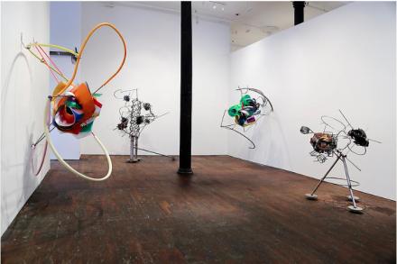 Frank Stella, Recent Work (Installation View)