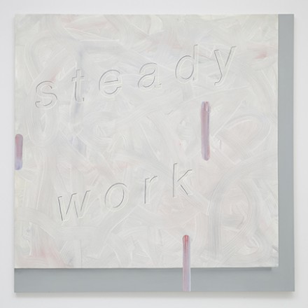 Gregory Edwards, Steady Work (2013), via 47 Canal