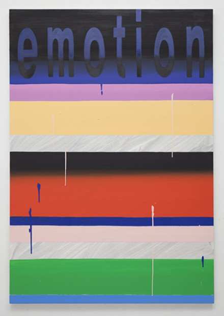 Gregory Edwards, emotion (2013), via 47 Canal