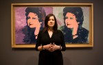 Lisa Cooley at MoMA, via NYT