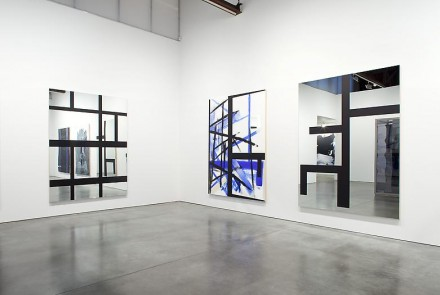 Josephine Meckseper (Installation View), Courtesy Andrea Rosen Gallery