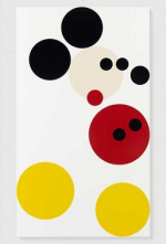 Mickey Mouse by Damien Hirst, via Telegraph