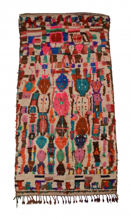 Anonymous (Grand Atlas Mountains, south of Marrakech, Morocco), Tapis de l'Ourika (circa 1980)