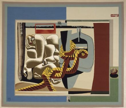Le Corbusier, Marie Cuttoli (1936)