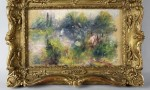Paysage Bords de Seine by Pierre-Auguste Renoir, via The Guardian