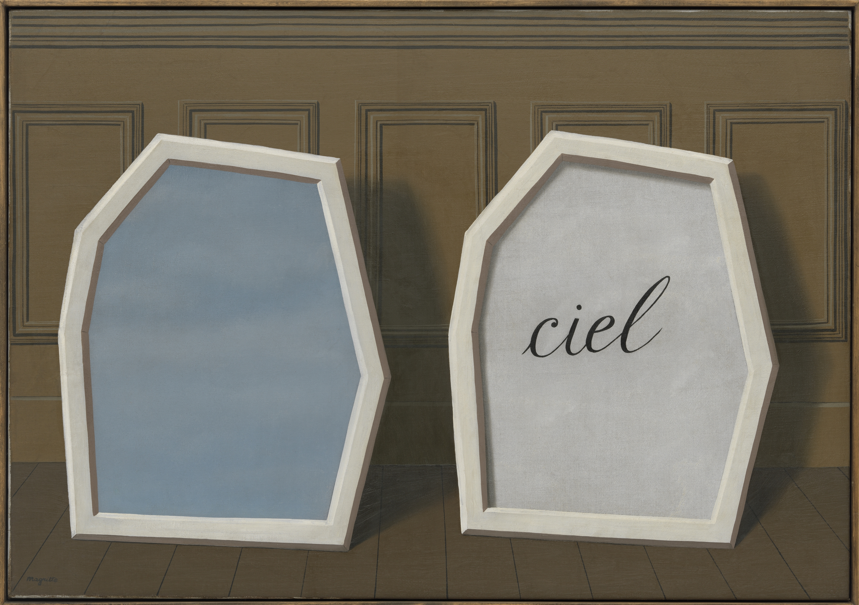187 new york rene magritte the mystery of the ordinary at museum of modern through