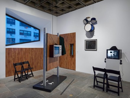 Rituals of Rented Island: Object Theater, Loft Performance, and the New Psychodrama—Manhattan 1970-1980 (Installation View). Photograph by Ron Amstutz