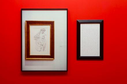 Sophie Calle, Purloined: Picasso, Head (1994), via Galerie Perrotin