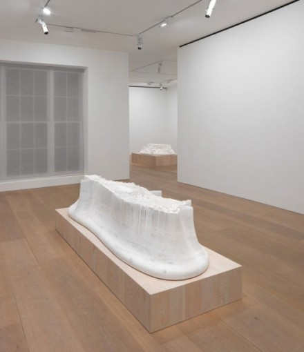 Yutaka Sone (Installation View), via David Zwirner