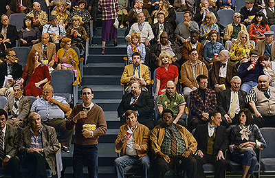 Alex Prager, Crowd # 9 (Sunset), Courtesy of Lehmann Maupin