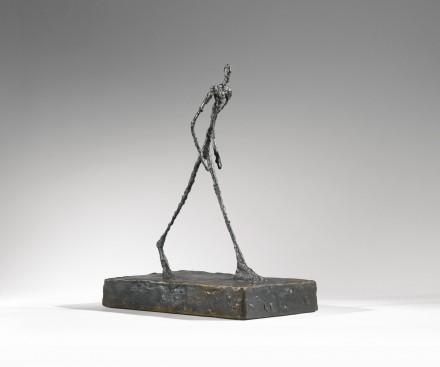 Alberto Giacometti, Homme Traversant Une Place Par Un Matin De Soleil (1951), Via Sotheby's
