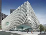 Broad Museum, via Archdaily