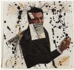 Jean-Michel Basquiat, Untitled (Rock Hudson), via Christie's