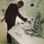 Massimo Gioni takes Part in Draftsmen's Congress (2012), via Art Observed