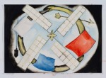 New York City Flag by Francesco Clemente, via New York Times