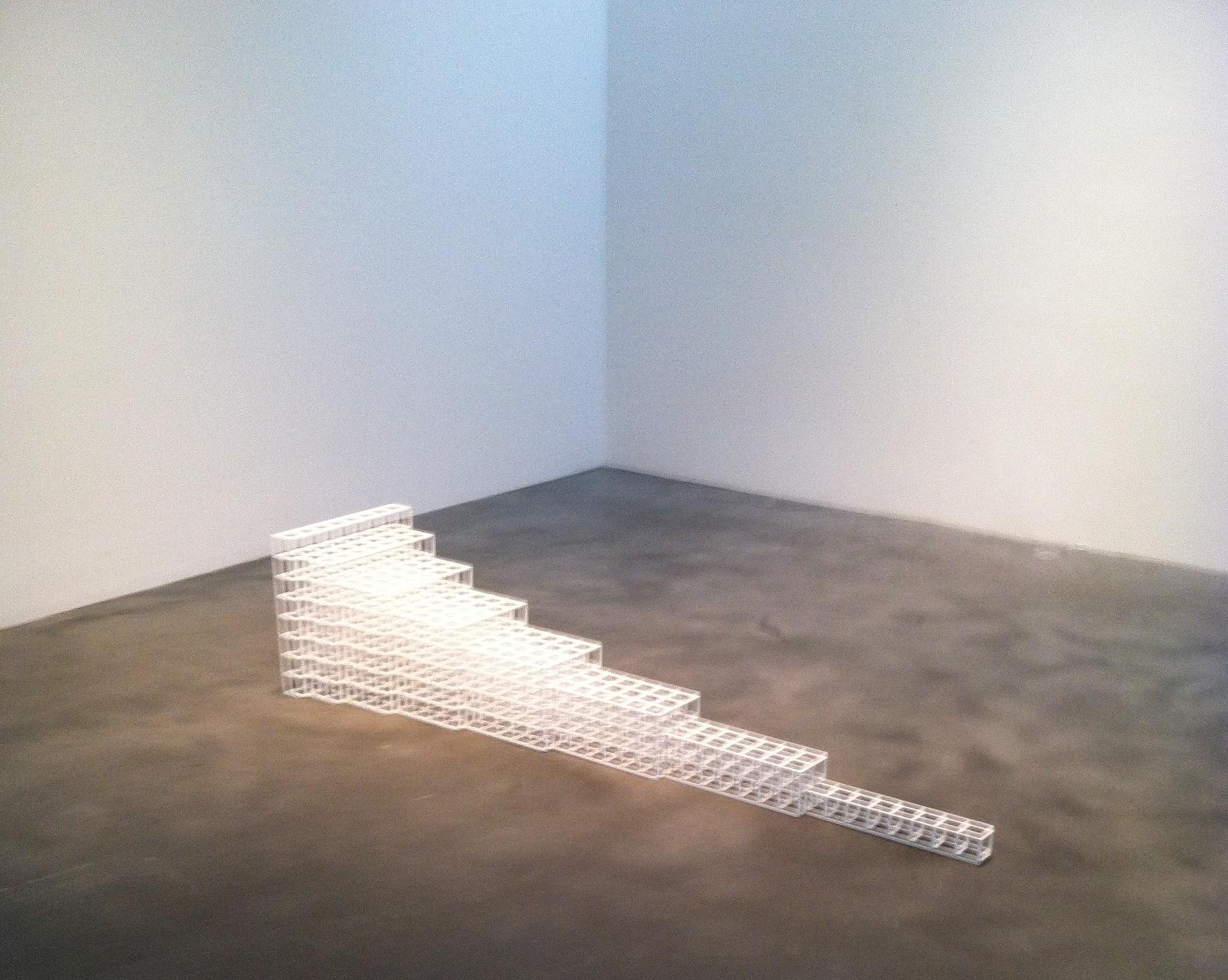 New york sol lewitt at pace gallery now through for Sol lewitt art minimal
