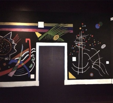 Vasily Kandinsky, The Juryfreie Murals (1922-2013), via Art Observed