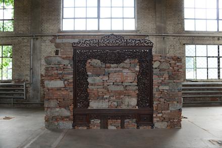 Ai Weiwei, Souvenir from Shanghai (2012)