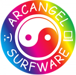 Arcangel Surfware, via Cory Arcangel