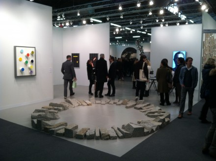 Armory Show (Installation View)