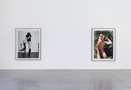 Collier Schorr, 8 Women (Installation View), via 303 Gallery