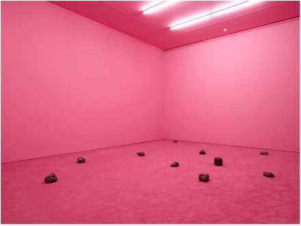 He Xiangyu (Installation View)
