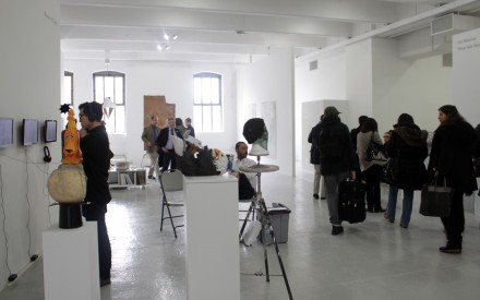 The Independent Art Fair (Installation View), via Art Observed