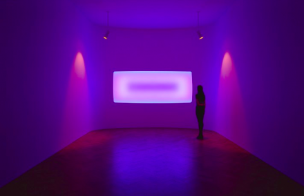 James Turrell, Recent Works (Installation View), via Pace