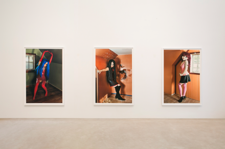 Laurie Simmons, KIGURUMI, DOLLERS AND HOW WE SEE, (Installation View)