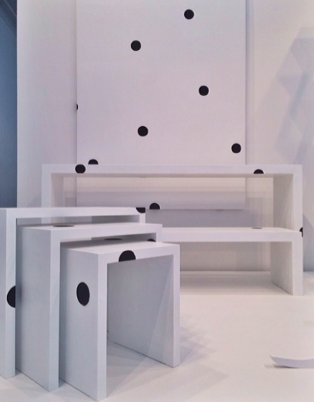 Margaret Lee at Jack Hanley (Installation View), via Art Observed
