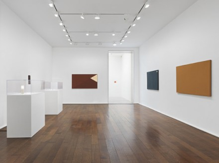 Mira Schendel (Installation View), via Hauser and Wirth
