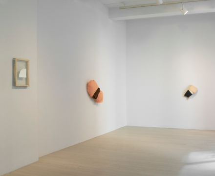 Richard Tuttle, Looking for the Map (Installation View), via Pace New York