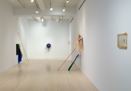 Richard Tuttle, Looking for the Map (Installation View)