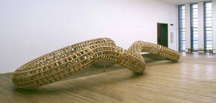 Richard Deacon, After (1998)