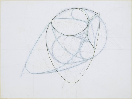 Richard Deacon, It's Orpheus When There's Singing #7 (1978-9)