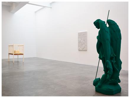 Sculpture (Installation View), via Matthew Marks