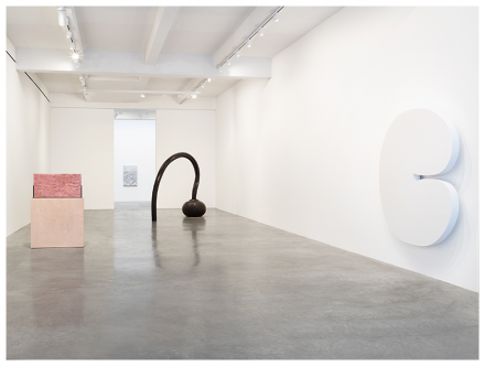 Sculpture (Installation View), via Matthew Marks