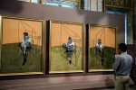 """Three Studies of Lucian Freud"", via Wall Street Journal"