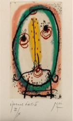 A Joan Miró Drawing, via WSJ