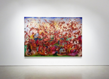 Ali Banisadr, Contact (2013)