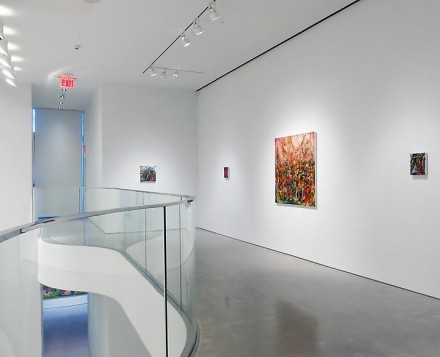 Ali Banisadr, Motherboard (Installation View)