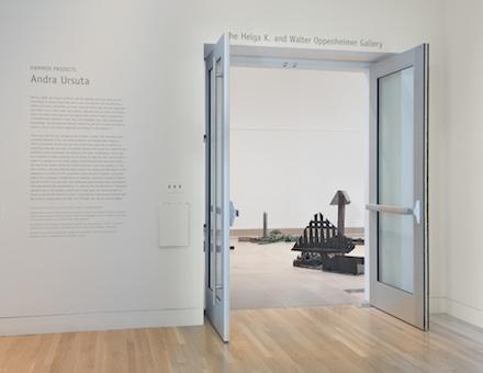 Hammer Projects: Andra Ursata (Installation View)