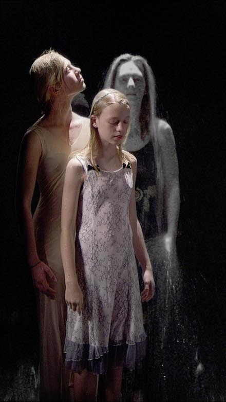 Bill Viola, Three Women (2008)