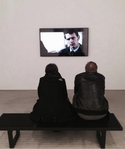 Carter, Beside Myself (Installation View), via Art Observed